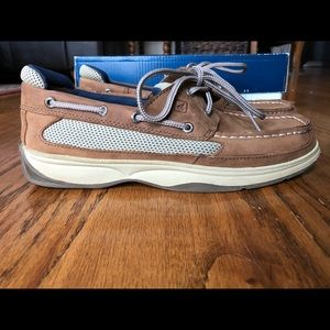 Sperry Leather